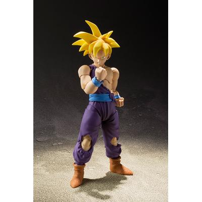 Figurine Dragon Ball Z SH Figuarts Son Gohan Super Saiyan 12cm