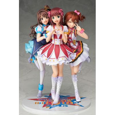 Statuette The Idolmaster Masters Of Idol World 10th Anniversary Memorial 21cm