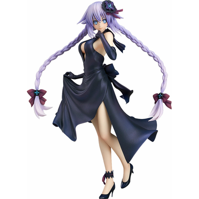 Statuette Hyperdimension Neptunia Purple Heart Dress Version 23cm