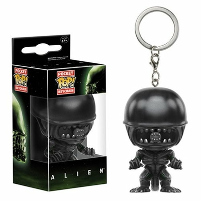 Porte-clés Alien Pocket POP! Alien 4cm
