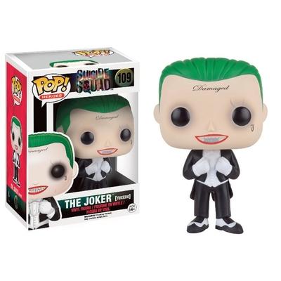 Figurine Suicide Squad Funko POP! The Joker (Tuxedo) 9cm