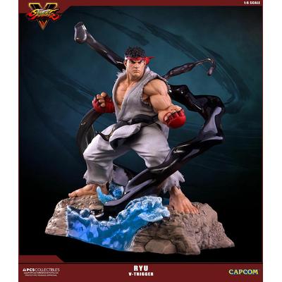Statuette Street Fighter V Ryu V-Trigger 32cm