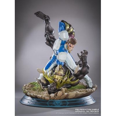 Statue Terra Formars Shokichi Komachi Tsume HQS 35cm