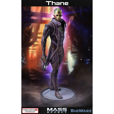 Statuette Mass Effect Thane 47cm