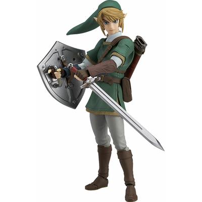 Figurine The Legend of Zelda Twilight Princess Figma Link DX Ver. 14cm