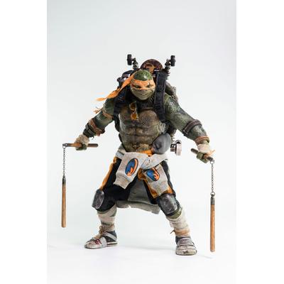 Figurine Tortues Ninja 2 Michelangelo 30cm
