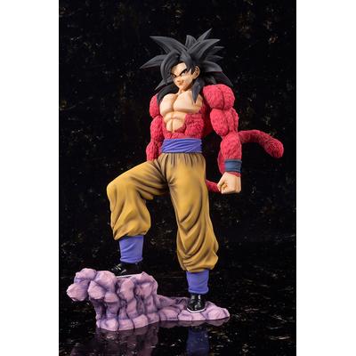 Figurine Dragon Ball GT S.H. Figuarts Zero Son Goku Super Saiyan 4
