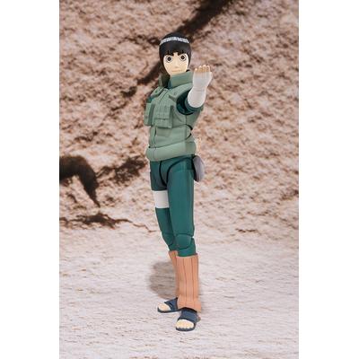 Figurine Naruto S.H. Figuarts Rock Lee 14cm