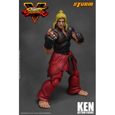 Figurine Street Fighter V Ken 18cm
