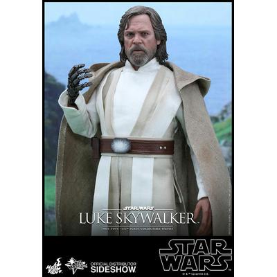 Figurine Star Wars Episode VII Movie Masterpiece Luke Skywalker 28cm