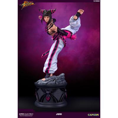 Statuette Street Fighter IV Juri 59cm