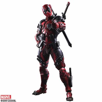 Figurine Marvel Comics Variant Play Arts Kai Deadpool 27cm
