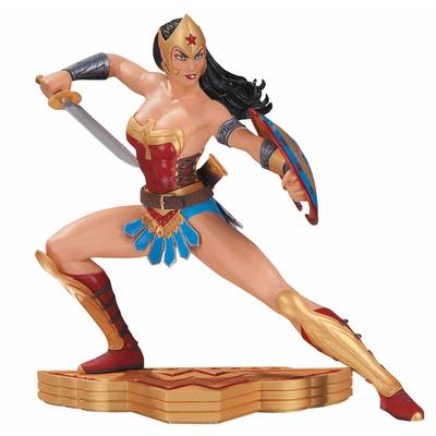 Statuette Wonder Woman The Art of War by Jose Luis Garcia-Lopez 15cm