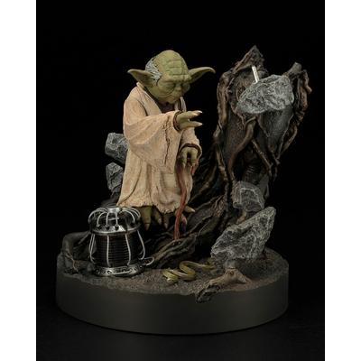 Statuette Star Wars ARTFX Yoda (The Empire Strikes Back Version) 18cm
