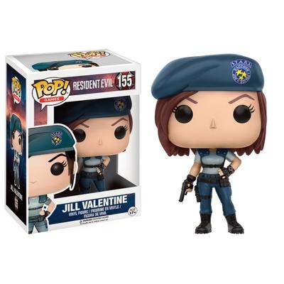 Figurine Resident Evil Funko POP! Jill Valentine 9cm