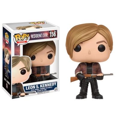 Figurine Resident Evil Funko POP! Leon S. Kennedy 9cm