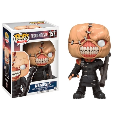 Figurine Resident Evil Funko POP! Nemesis 9cm