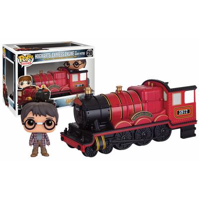 Figurine Harry Potter Funko POP! Hogwarts Express Engine & Harry Potter 12cm