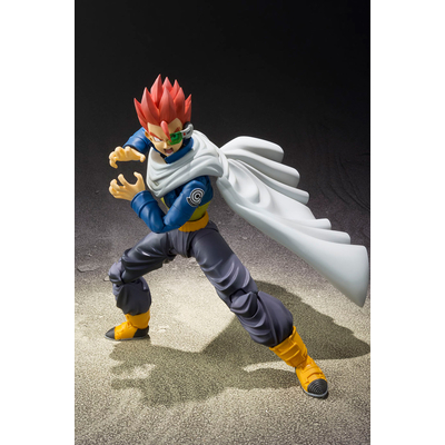 Figurine Dragon Ball Xenoverse Time Patroler S.H. Figuarts 15cm