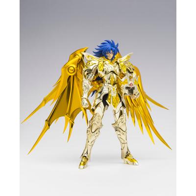 Figurine Saint Seiya Soul of Gold Gemini Saga des Gémeaux Myth Cloth EX