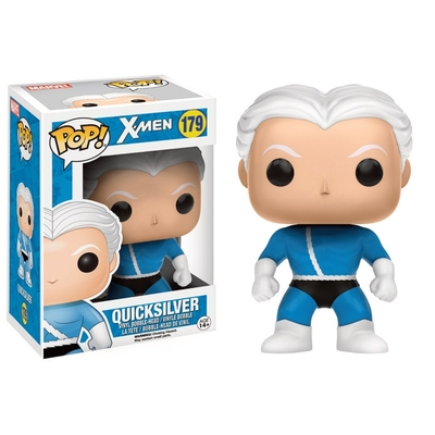 Figurine X-Men POP! Marvel Bobble Head Quicksilver 9cm