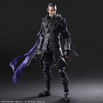 Figurine Kingsglaive Final Fantasy XV Play Arts Kai Nyx Ulric 27cm