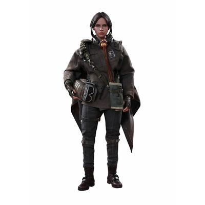 Figurine Star Wars Rogue One Movie Masterpiece Jyn Erso Deluxe Version 27cm