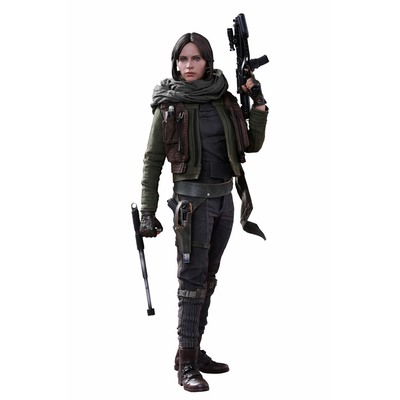 Figurine Star Wars Rogue One Movie Masterpiece Jyn Erso 27cm