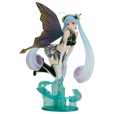 Statuette Tony´s Heroine Collection Cyber Fairy Ai-On-Line 26cm