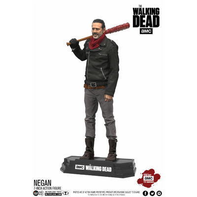 Figurine The Walking Dead Color Tops Negan 18cm