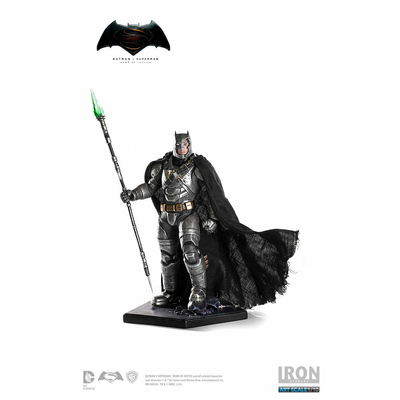 Statuette Batman v Superman Armored Batman 25cm