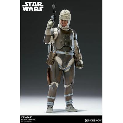 Figurine Star Wars Dengar Sideshow Exclusive 30cm