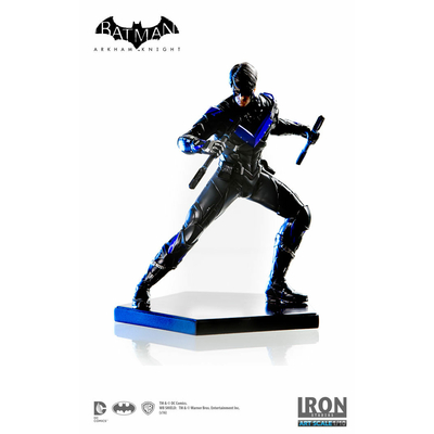 Statuette Batman Arkham Knight Nightwing 16cm