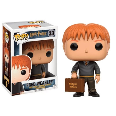 Figurine Harry Potter Funko POP! Fred Weasley 9cm