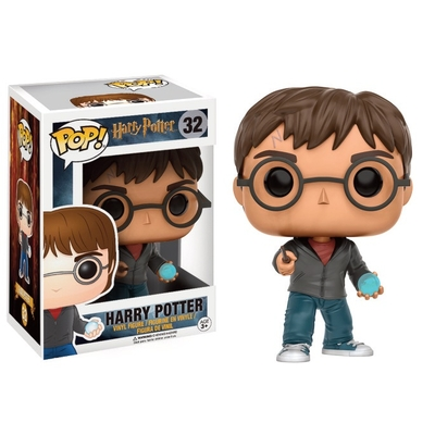 Figurine Harry Potter Funko POP! Harry With Prophecy 9cm