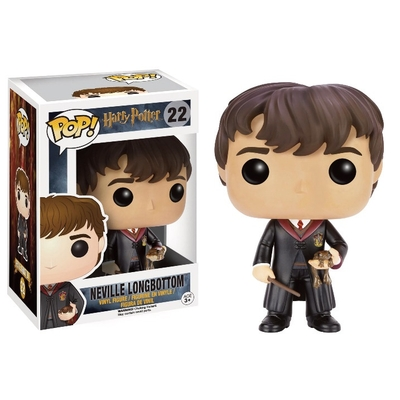 Figurine Harry Potter Funko POP! Neville Longbottom 9cm