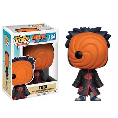 Figurine Naruto Shippuden Funko POP! Tobi 9cm 1001 Figurines