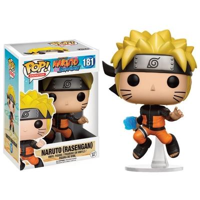 Figurine Naruto Shippuden Funko POP! Naruto (Rasengan) 9cm