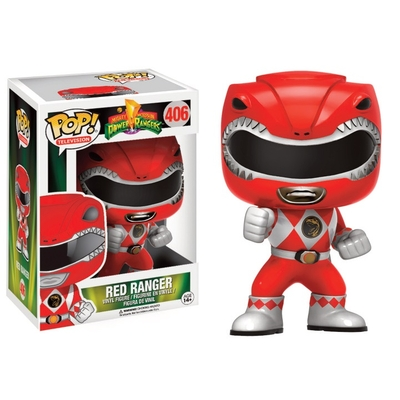 Figurine Power Rangers Funko POP! Red Ranger 9cm