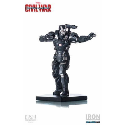 Statuette Captain America Civil War - War Machine 20cm