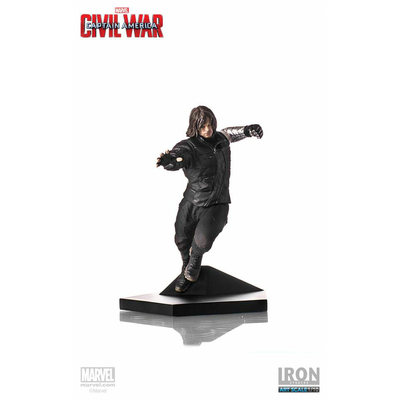 Statuette Captain America Civil War Winter Soldier 18cm