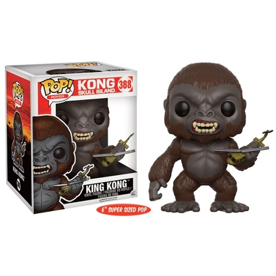 Figurine Kong Skull Island Super Sized Funko POP! King Kong 15cm