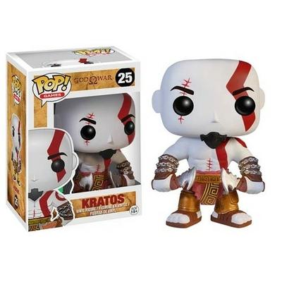 Figurine God of War POP! Kratos 10 cm