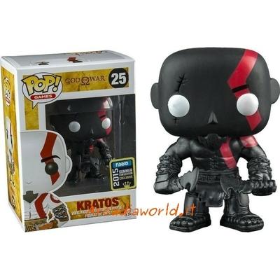 Figurine God of War Funko POP! Kratos Fear Version 9cm