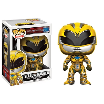 Figurine Power Rangers Funko POP! Yellow Ranger 9cm