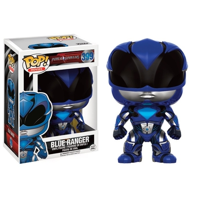Figurine Power Rangers Funko POP! Blue Ranger 9cm
