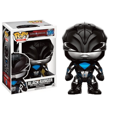 Figurine Power Rangers Funko POP! Black Ranger 9cm