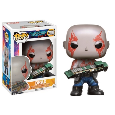 Figurine Guardians of The Galaxy 2 Funko POP! Drax 9cm