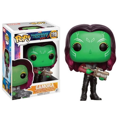 Figurine Guardians of The Galaxy 2 Funko POP! Gamora 9cm