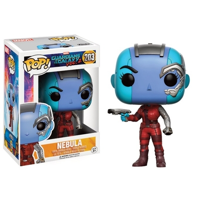 Figurine Guardians of The Galaxy 2 Funko POP! Nebula 9cm